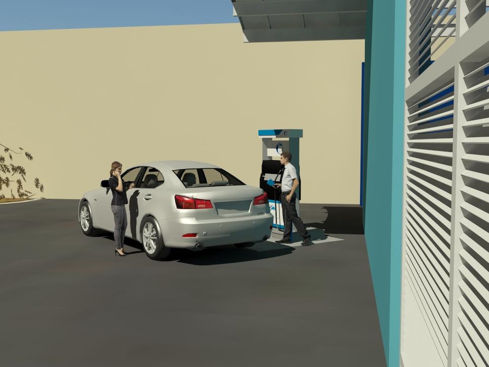 Hydrogen Station Anaheim Ca